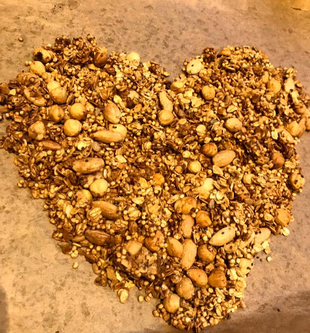 granola, my easy granola recipe, www.funmiolatoyept.com